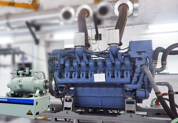 Diesel Engine test service solutions
